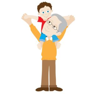 Festa dei nonni - 2 ottobre
